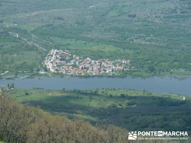 Ruta De Senderimo Por Los Altos Del Hontanar Sierra Norte Madrileña